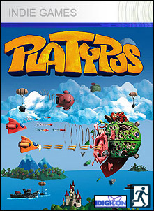 Platypus cover art